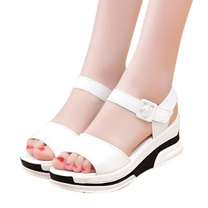 Women's Open Heeled Sandals