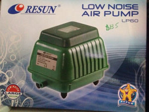 lp60 low noise airpump resun Septic Tank Pump