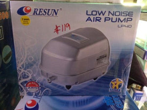 lp 40 low noise airpump resun System Blower.