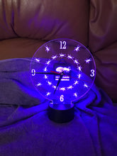 ANT CLOCK LIGHT and other Acrylic products
