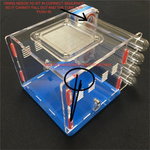 Ant Farm Acrylic Formicarium 4 tube design big DIY for Live Ants