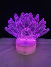 Acrylic Laser Light multi function products.