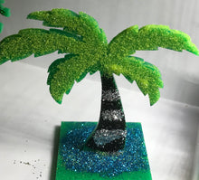 Outworld Scenery trees ready to decorate