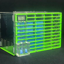 KING SIZE Professional dual water towel Acrylic Ant Farm with Temperature & humidity monitoring system.