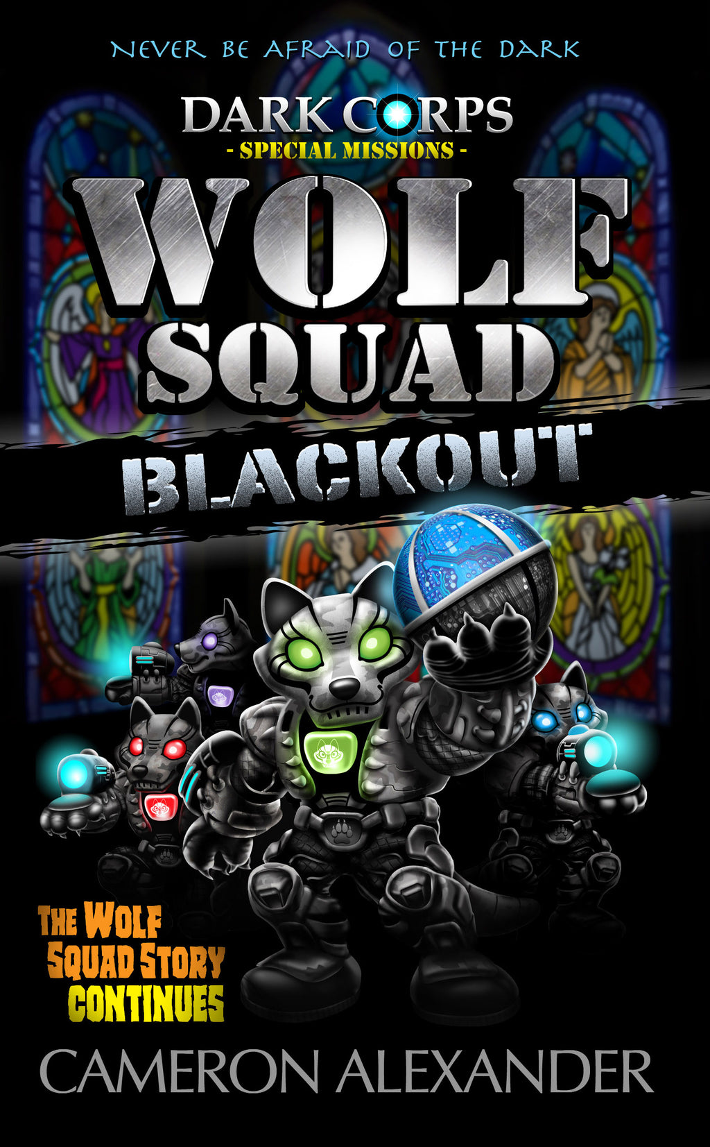 Wolf Squad:Blackout (Special Missions) - Dark Corps