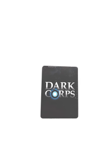 Dark Corps Character Cards Deck - Dark Corps