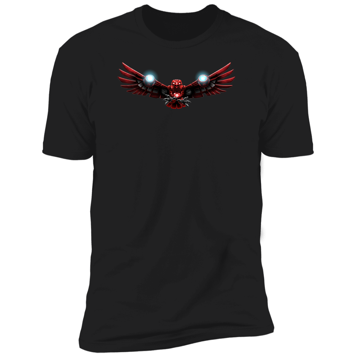 Eagle-Eye T-Shirt for Men - Dark Corps