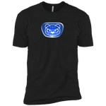 Chest Emblem T-Shirt Blue Bear - Dark Corps