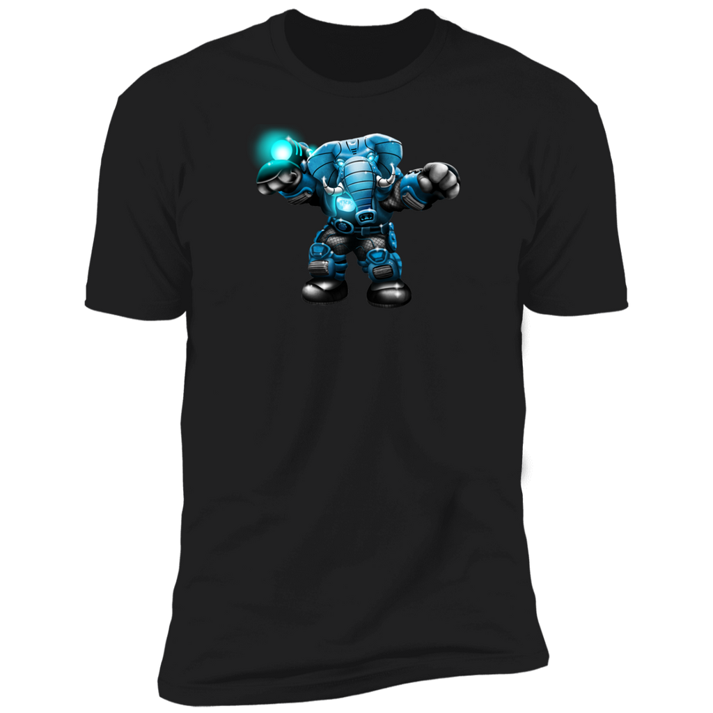 Quake T-Shirt for Men - Dark Corps