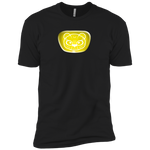 Chest Emblem T Shirt Yellow Bear - Dark Corps