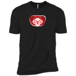 Chest Emblem T Shirt Red Wolf - Dark Corps
