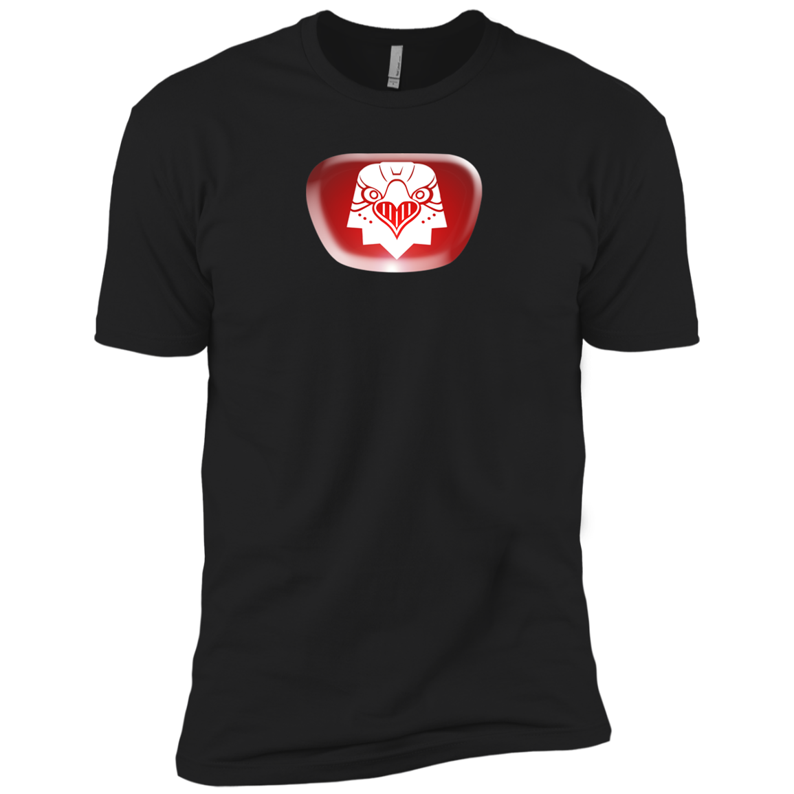 "Chest Emblem T-Shirt Boys ""Eagle-Eye"" - Dark Corps"