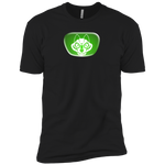 Chest Emblem T Shirt Green Wolf - Dark Corps