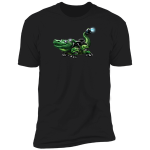 Croc T-Shirt for Men - Dark Corps