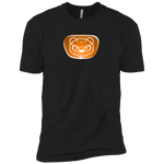 Chest Emblem T Shirt Orange Bear - Dark Corps