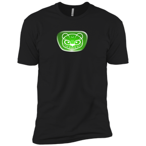 Chest Emblem T-shirt Green Bear - Dark Corps