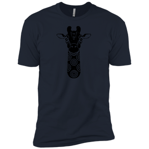 Black Distressed Emblem (Giraffe/Archie) - Dark Corps