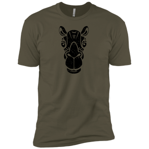 Black Distressed Emblem (Camel/Bob) - Dark Corps