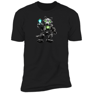 Chomper T-Shirt for Men - Dark Corps
