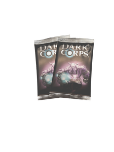 Dark Corps Character Cards Booster Pack (2)
