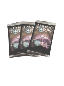 Dark Corps Character Cards Booster Pack (3) - Dark Corps