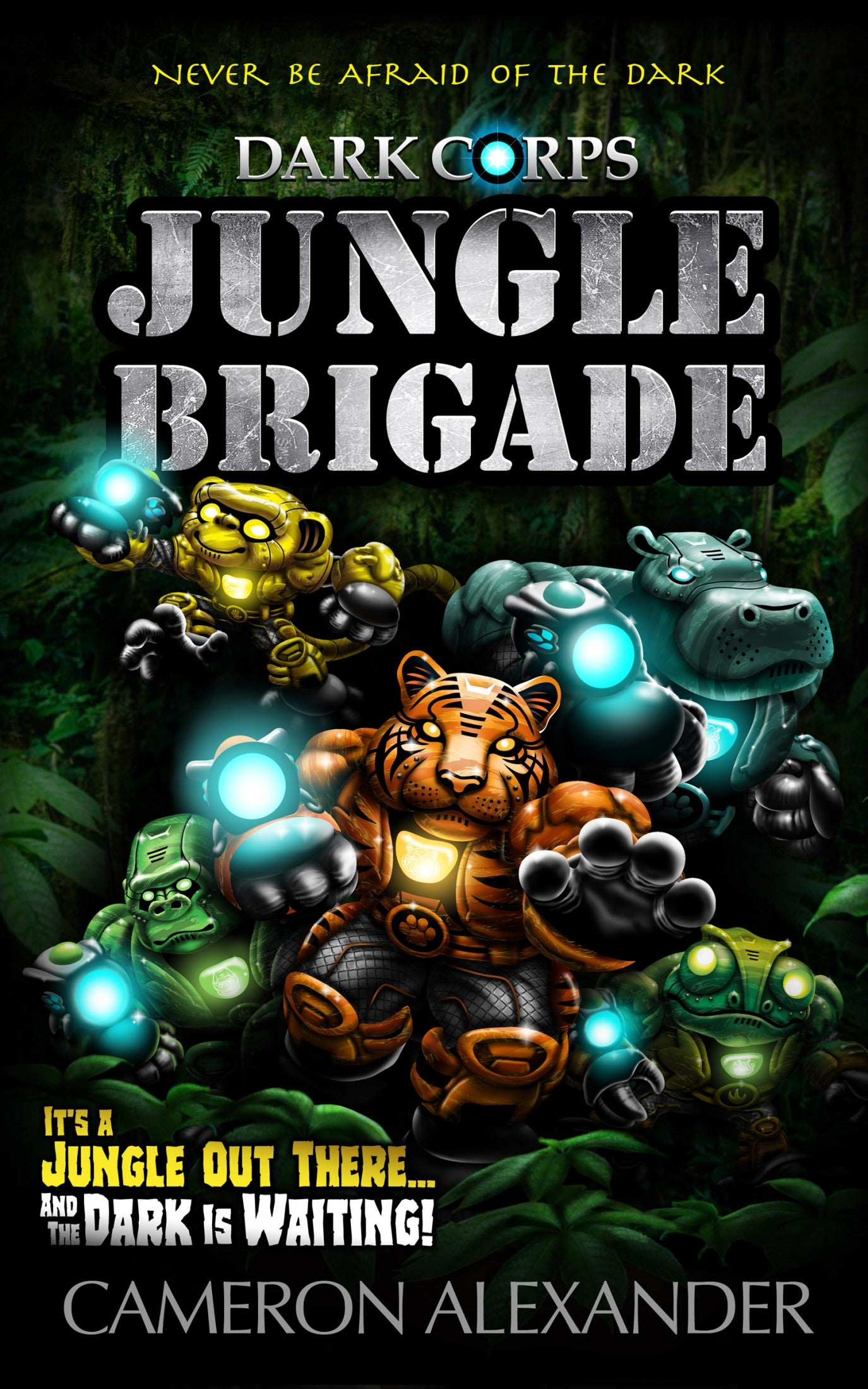 Jungle Brigade (Book #9) - Dark Corps