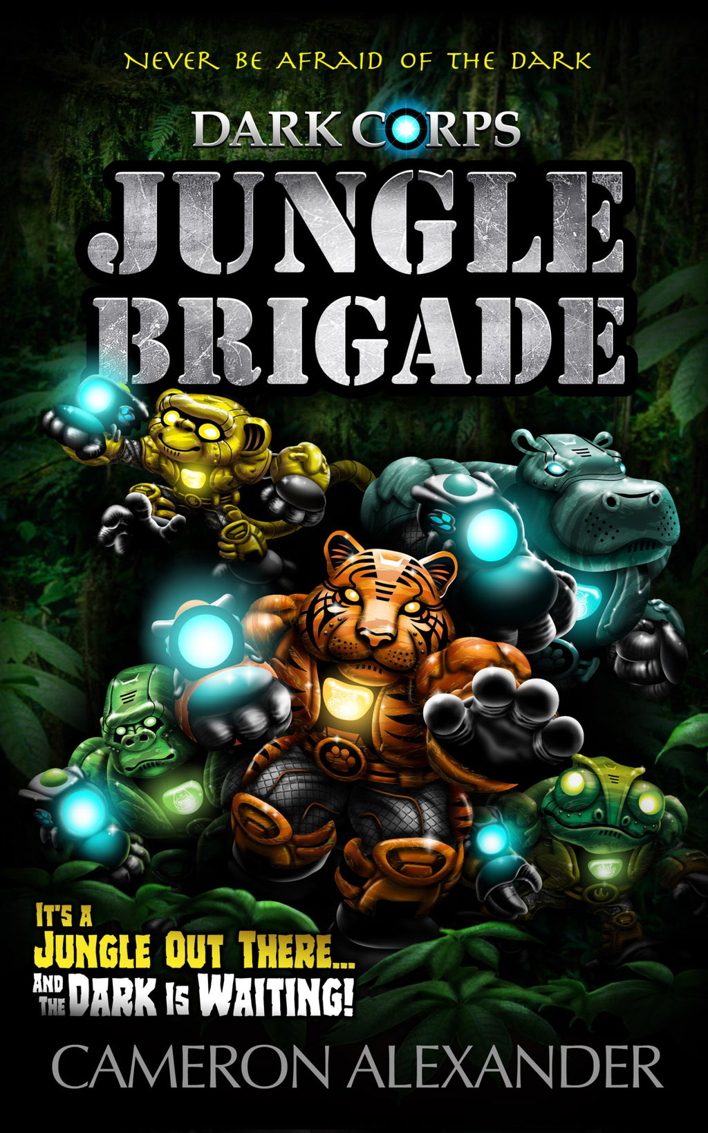 Jungle Brigade (Book #9) New Release! - Dark Corps