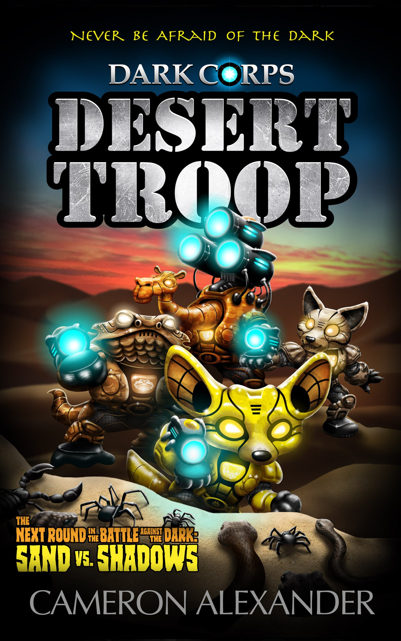 Desert Troop (Book #8) - Dark Corps