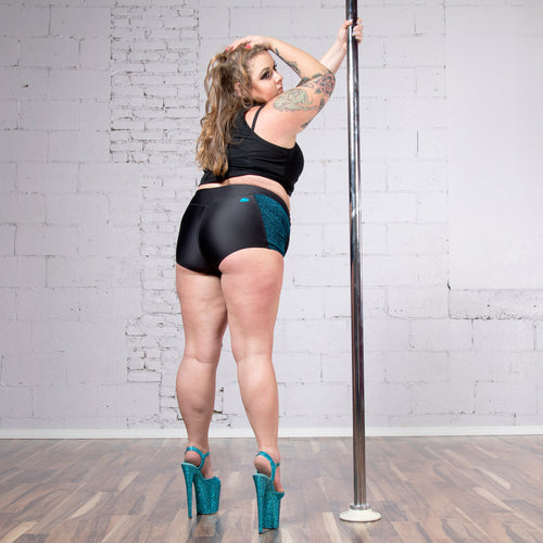 Polewear, pole shorts, pole wear
