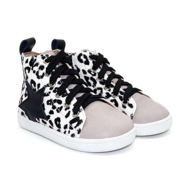 Child SEREN Hightop / Snow Leopard (PRE-SALE)
