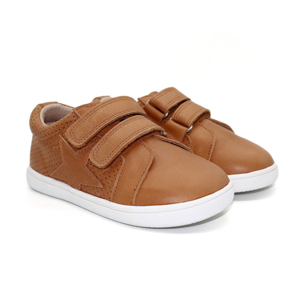 Child LONNIE Sneaker / Tan (PRE-SALE)