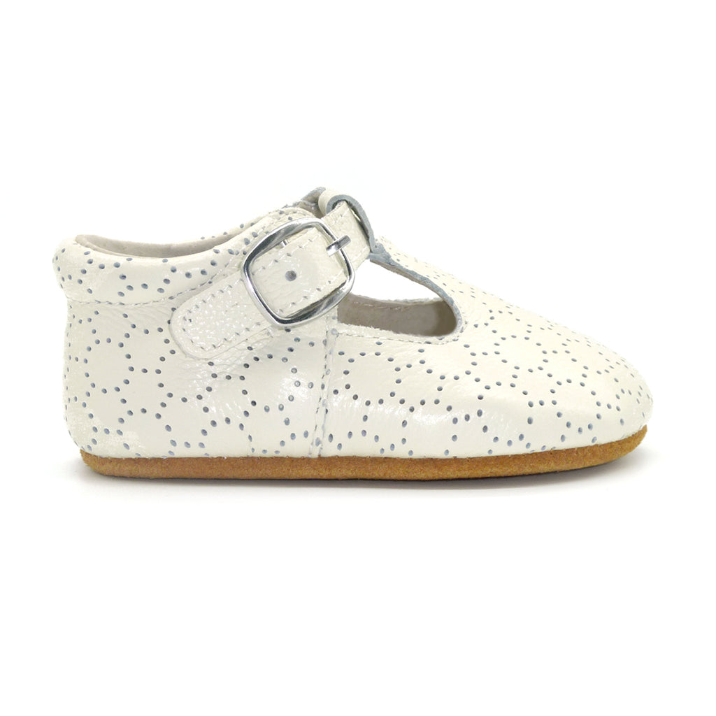 Baby MILLY / Ivory - Last pair!