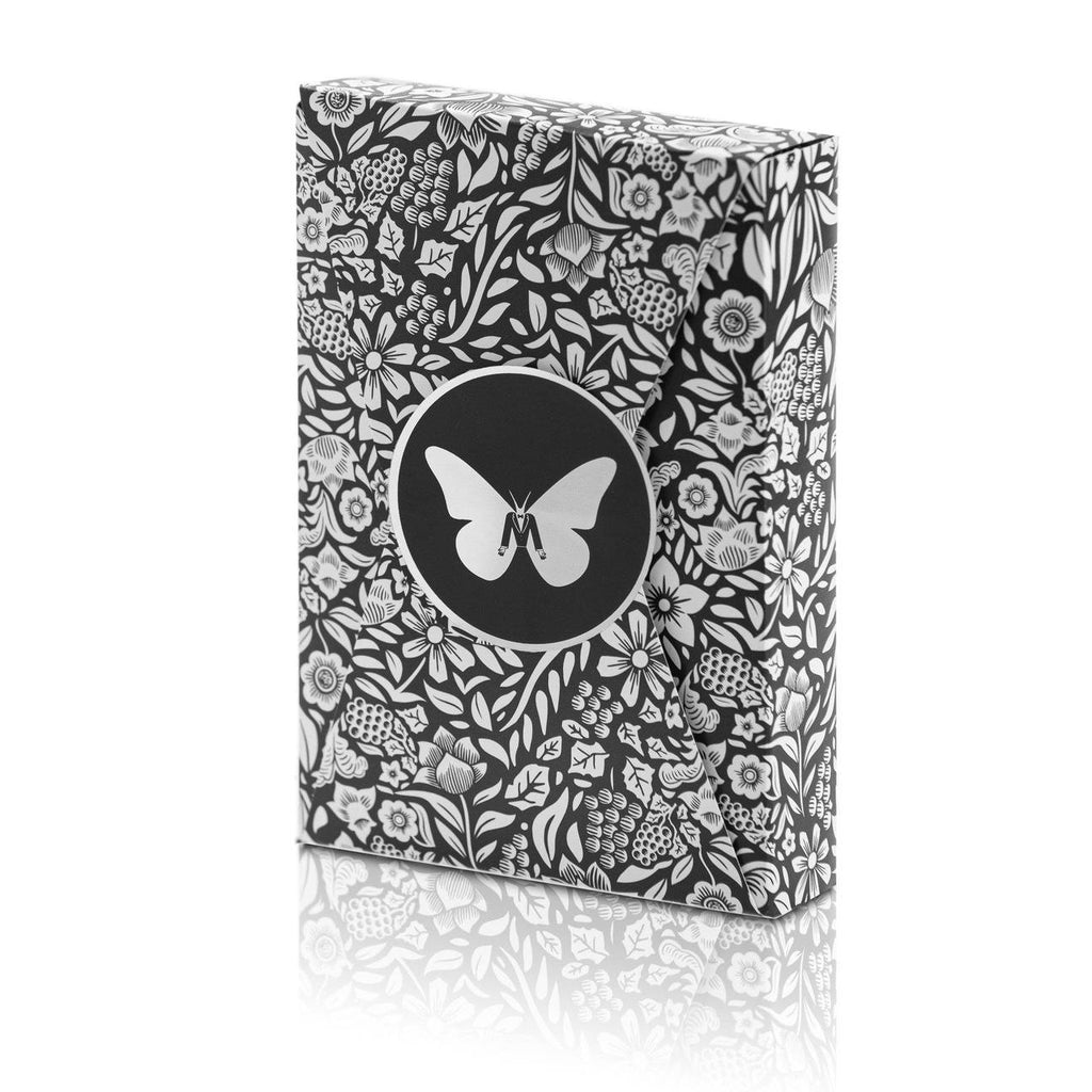Butterfly Gilded - Silver