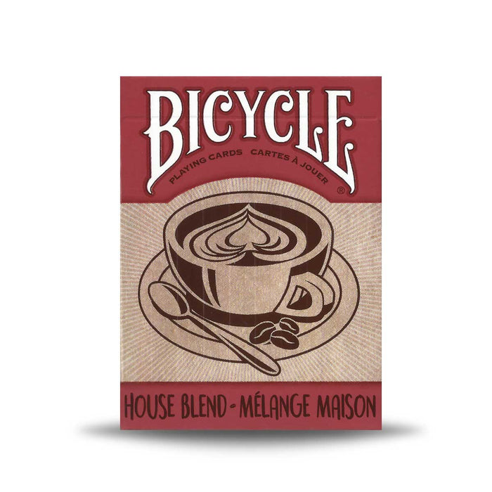 Baralhos - Bicycle House Blend