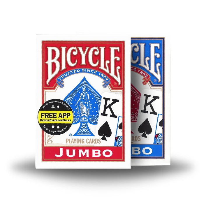 Baralhos - Bicycle Jumbo