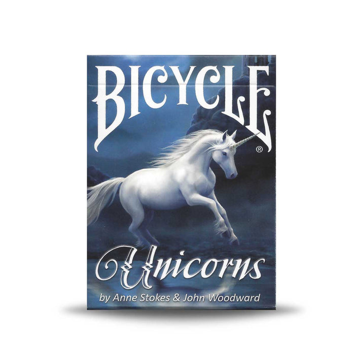 Baralhos - Bicycle Unicorns By Anne Stokes