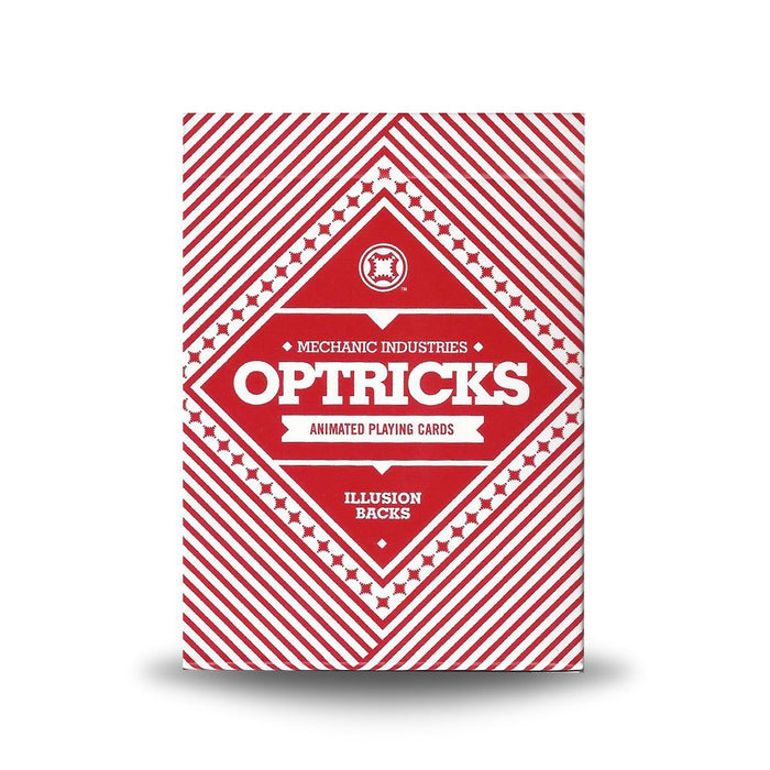 Baralhos - Mechanic Optricks