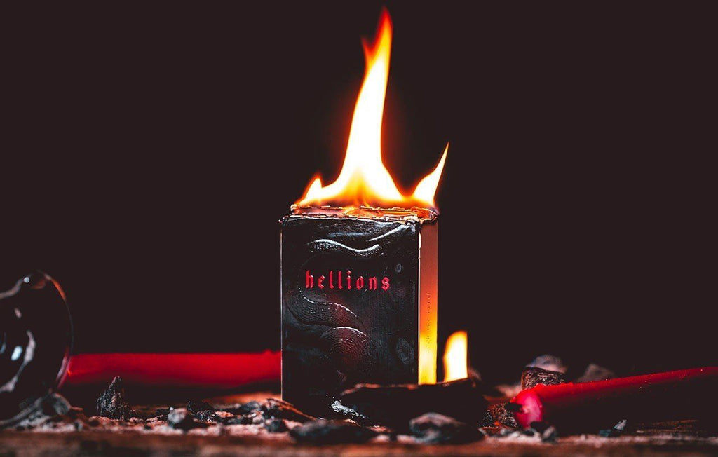 Baralhos - RED Madison Hellions