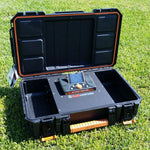 iCharger 406 DUO - Ridgid Charging Case Kit V1