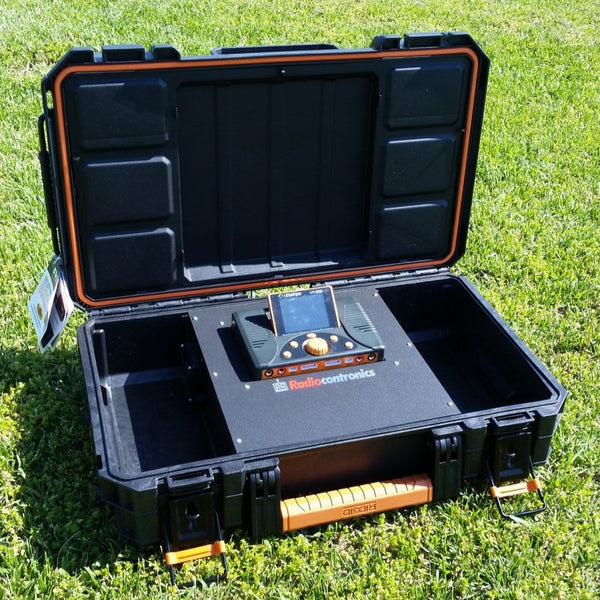 iCharger DIY Ridgid V1 - 406 DUO Charging Case Kit