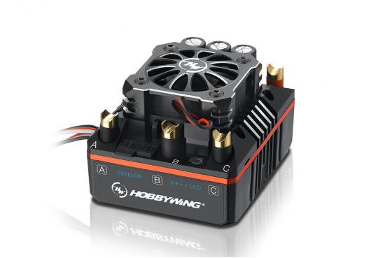 Hobbywing XeRun XR8 Plus Brushless Speed Controller