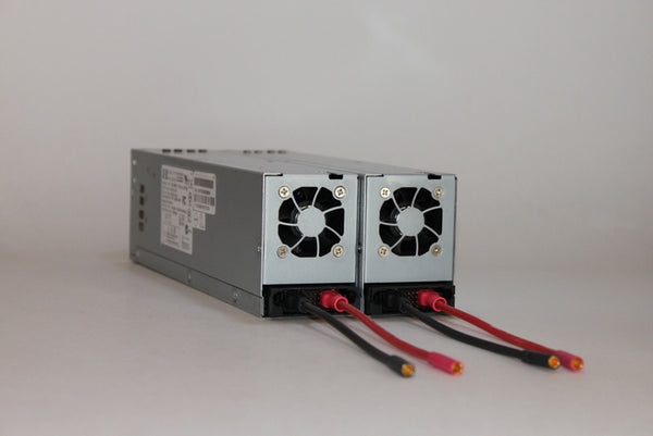 24v 1100w Power Supply for icharger duo powerlab 6 8 Hyperion 4mm jacks