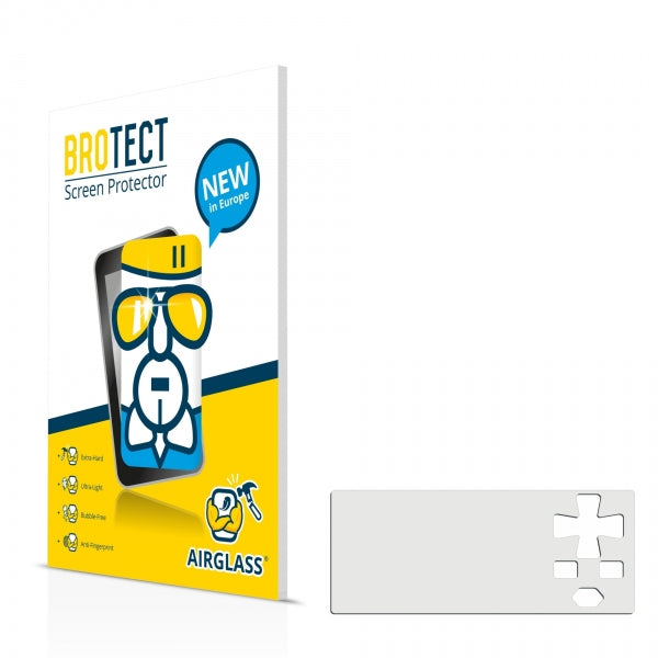 Jeti JETIBOX profi Premium Glass Screen Protector Clear by BROTECT® AirGlass®
