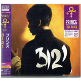 Prince 3121 CD Album JAPAN Blu-Spec C2 Sony Music NEW