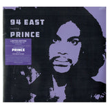 94 East Featuring Prince Purple Vinyl Album Limited Edition Brand New