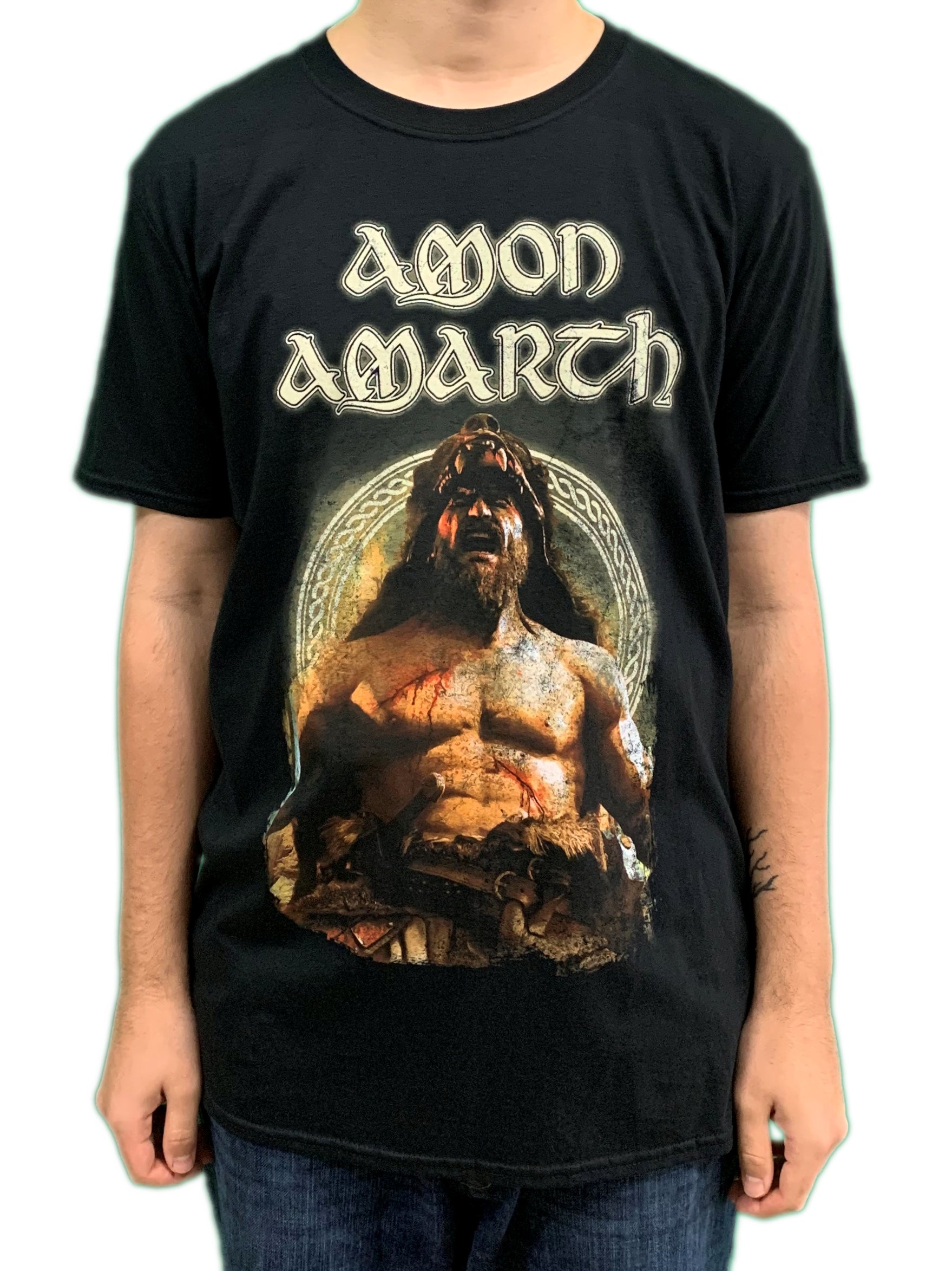 Amon Amarth Berzerker Unisex Official T Shirt Brand New Various Sizes
