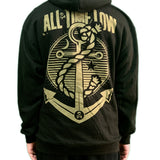 All Time Low Anchor Hoodie Unisex Official Brand New Various Sizes