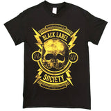Black Label Society Skull Unisex Official Tee Shirt Brand New Various Sizes