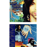 Prince Graffiti Bridge Soundtrack VINYL Album 2 LP Original 1990 UK / EU Release