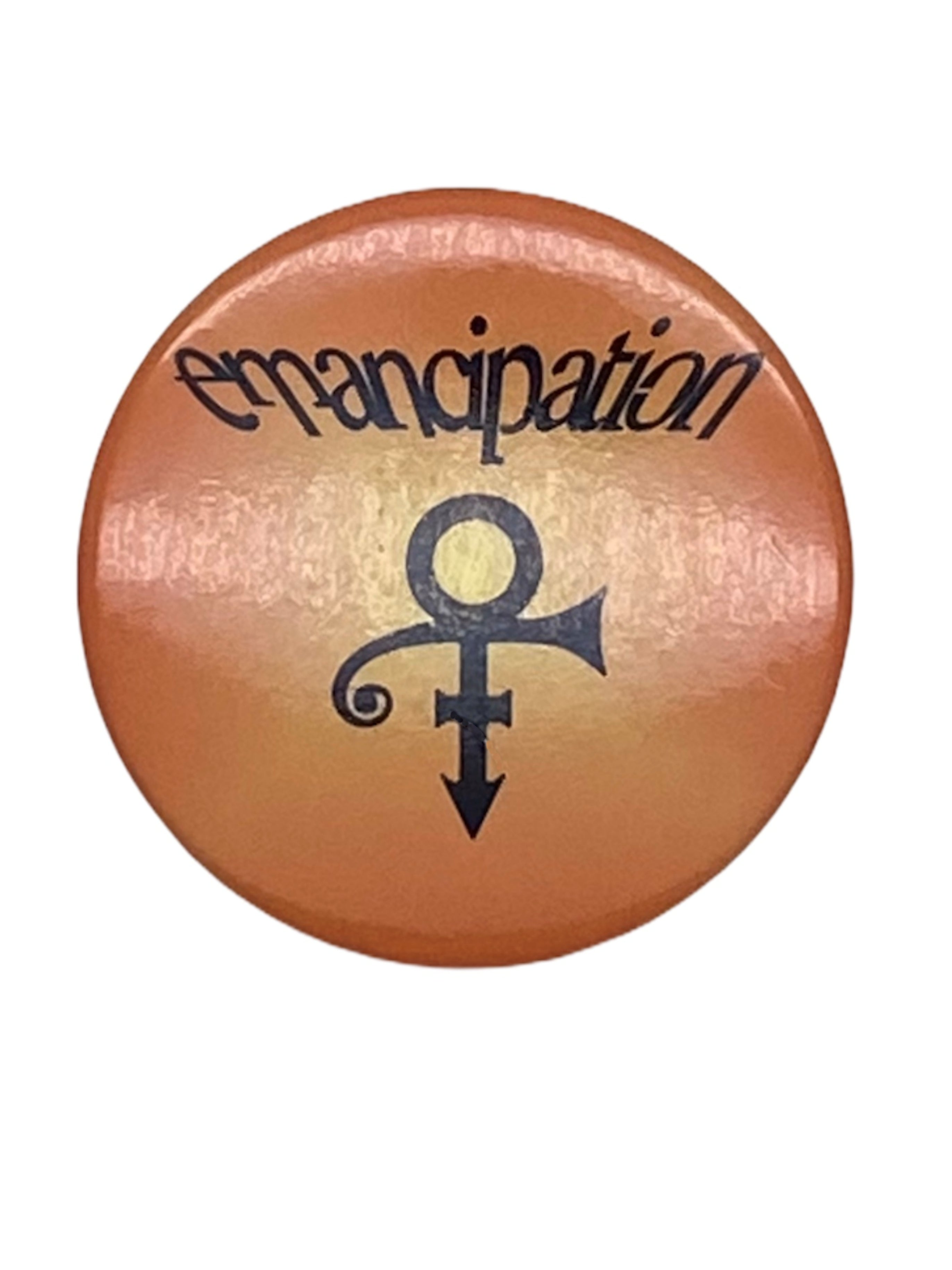 NPG Store Official Merchandise Large Badge Emancipation Prince
